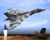 Avro Vulcan Bomber mural wallpaper kitchen preview