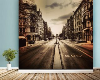 The Long Walk Home Wallpaper Wall Murals