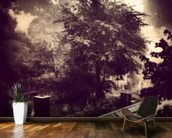 Sleepy Hollow wallpaper mural kitchen preview