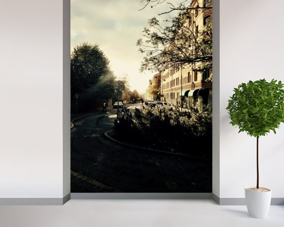 I Know That You Will wall mural room setting