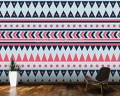 Tribal wall mural kitchen preview