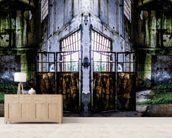 Fabbrica Naturale 2192-2 wall mural living room preview