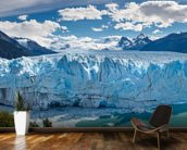 Perito Moreno Glacier, Patagonia, Argentina - Panoramic View wall mural kitchen preview