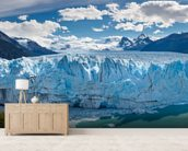 Perito Moreno Glacier, Patagonia, Argentina - Panoramic View wall mural living room preview