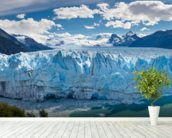 Perito Moreno Glacier, Patagonia, Argentina - Panoramic View wall mural in-room view