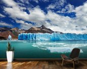 Perito Moreno Glacier, Argentino Lake, Patagonia, Argentina wallpaper mural kitchen preview