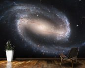 Barred Spiral Galaxy NGC 1300 wallpaper mural kitchen preview