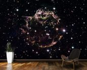 Supernova Remnant Cassiopeia A - December 2004 wall mural kitchen preview