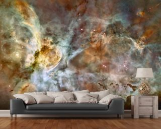 The Carina Nebula: Star Birth in the Extreme Wall Mural Wall Murals Wallpaper