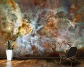 The Carina Nebula: Star Birth in the Extreme wallpaper mural kitchen preview