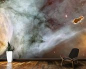 Carina Nebula Details: The Caterpillar wall mural kitchen preview