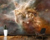 Star-Forming Region in the Carina Nebula: Detail 1 mural wallpaper kitchen preview