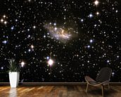 Hubble Interacting Galaxy ESO 99-4 mural wallpaper kitchen preview