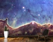 Hubble Image of NGC 3324 wallpaper mural kitchen preview