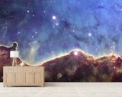Hubble Image of NGC 3324 wallpaper mural living room preview