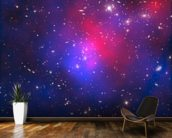 Pandora's Cluster – Abell 2744 wallpaper mural kitchen preview