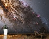 Active Galaxy Centaurus A mural wallpaper kitchen preview