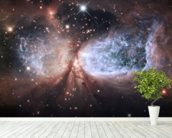 Star-Forming Region S106 wallpaper mural in-room view