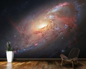 Astronomers Create a Cosmological Masterpiece wallpaper mural kitchen preview