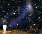 Hubble-Chandra Composite of ESO137-001 mural wallpaper kitchen preview