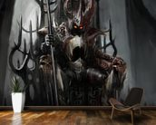 Dark King wall mural kitchen preview