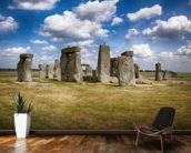 Stonehenge Up Close wall mural kitchen preview