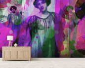 I Heard Love is Blind Jam wallpaper mural living room preview
