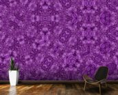 Center Of Mobius Purple wall mural kitchen preview