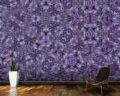 Center Of Mobius Mauve wallpaper mural kitchen preview