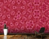 Center Of Mobius Red mural wallpaper kitchen preview