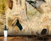 Torn wall mural kitchen preview