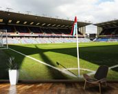 Turf Moor from Corner Flag wall mural kitchen preview
