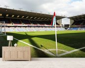 Turf Moor from Corner Flag wall mural living room preview