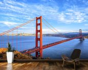 Bridge, San Francisco wall mural kitchen preview