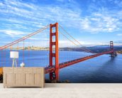 Bridge, San Francisco wall mural living room preview