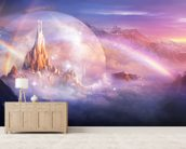 Unohla wall mural living room preview