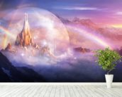 Unohla wall mural in-room view