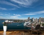 Sydney Skyline and Opera House wall mural kitchen preview