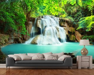 Wall Paper Mural landscape wallpaper & wall murals | wallsauce usa