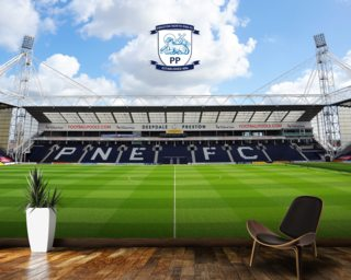 Preston North End Wall Murals Wallpaper