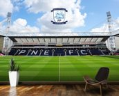 Deepdale Invincibles Stand wallpaper mural kitchen preview