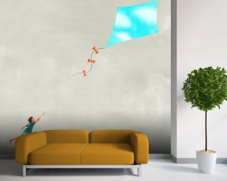 Chasing the odds Wall Murals Wallpaper