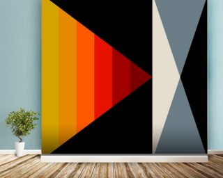 Angles 1 Wallpaper Wall Murals