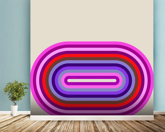 Flow candy 2 wall mural flow candy 2 wallpaper for Candy wall mural