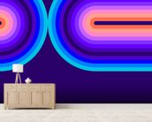 Cool Flow 3 wall mural living room preview