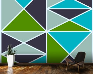 Structure Cool wallpaper mural