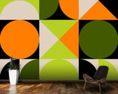 Tic Tac Toe wall mural kitchen preview