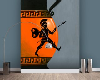Ancient Robots Wallpaper Mural Wallpaper Wall Murals