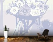 Chelsea Flower Show 1 wallpaper mural kitchen preview