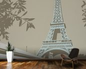 Paris wall mural kitchen preview